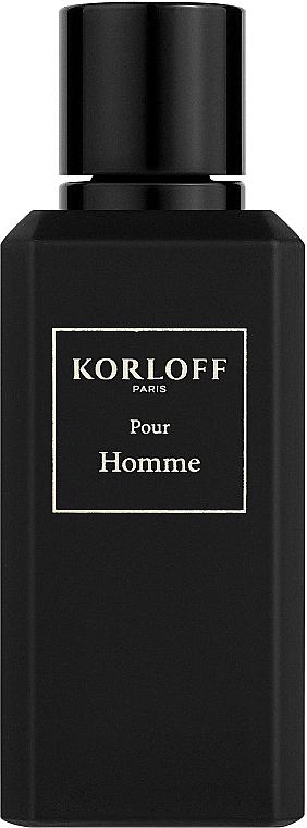 Korloff Paris Pour Homme - Apă de parfum