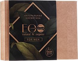 Parfumuri și produse cosmetice Set - ECO Laboratorie Man (shmp/150ml + sh/gel/150ml)