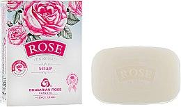 Săpun - Bulgarian Rose Rose Original Soap — Imagine N1