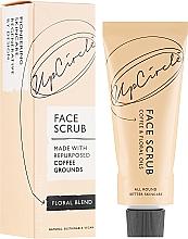 """Parfumuri și produse cosmetice Scrub pentru față """"Floral"""" - UpCircle Coffee Face Scrub Floral Blend"""