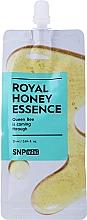 Parfumuri și produse cosmetice Esență nutritivă cu extract de miere pentru față - SNP Royal Honey Essence