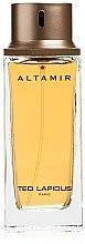 Parfumuri și produse cosmetice Ted Lapidus Altamir - Apă de toaletă (tester fără capac)