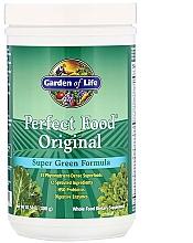 "Parfumuri și produse cosmetice Supliment alimentar ""Alimente verzi"" - Garden of Life Perfect Food Original"