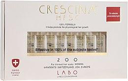 Parfumuri și produse cosmetice Loțiune- concentrat pentru stimularea creșterii părului - Labo Crescina HFSC Re-Growth 200