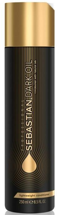 Balsam hidratant pentru strălucirea părului - Sebastian Professional Dark Oil — Imagine N1