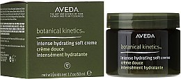 Parfumuri și produse cosmetice Cremă hidratantă - Aveda Botanical Kinetics Intense Hydrating Soft Creme