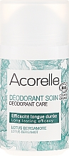 "Parfumuri și produse cosmetice Deodorant roll-on ""Lotus și Bergamot"" - Acorelle Deodorant Care"