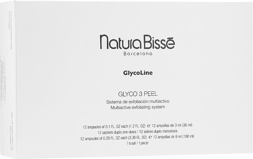Peeling în 3 faze pentru corp - Natura Bisse Glycoline Glyco 3 Peel — Imagine N1