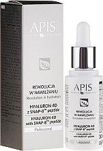 Parfumuri și produse cosmetice Ser pentru față - APIS Professional Hyaluron 4D + Snap-8 Peptide