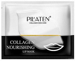 Parfumuri și produse cosmetice Mască nutritivă cu colagen pentru buze - Pil'aten Collagen Nourishing Lip Mask