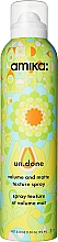 Parfumuri și produse cosmetice Spray texturizant pentru păr - Amika Un.Done Texture Spray
