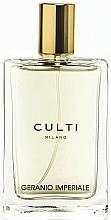 Parfumuri și produse cosmetice Culti Milano Geranio Imperiale - Parfum