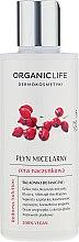 Parfumuri și produse cosmetice Apă micelară - Organic Life Dermocosmetics Redness Solution