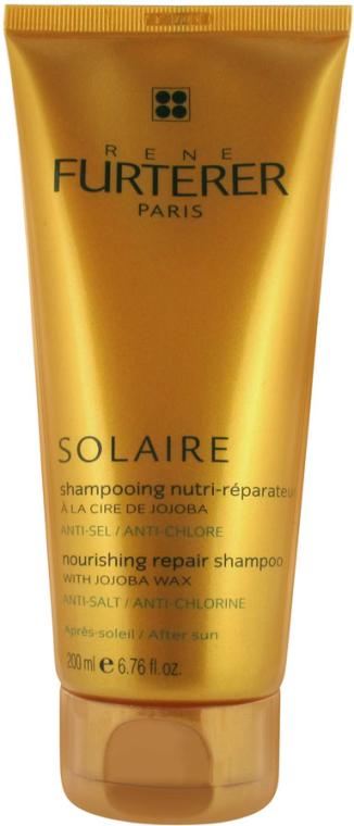 Șampon - Rene Furterer Solaire Nourishing Repair Shampoo — Imagine N1