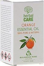 "Parfumuri și produse cosmetice Ulei esențial ""Orange"" - Bulgarian Rose Orange Essential Oil"