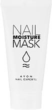 Mască regenerantă pentru mâini, unghii și cuticule - Avon Nail Moisture Mask Nail Experts — Imagine N1