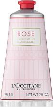 Parfumuri și produse cosmetice L'Occitane Rose - Cremă de mâini