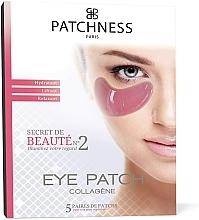 Parfumuri și produse cosmetice Patch-uri sub ochi - Patchness Eye Patch Pink