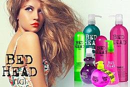 Crema pentru volum și îndesirea firului de păr - Tigi Bed Head Mini Small Talk 3-in-1 Thickifier — Imagine N4