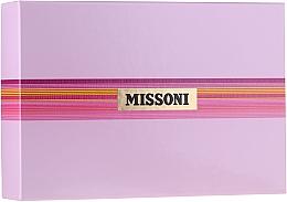 Parfumuri și produse cosmetice Missoni Missoni - Set (edt/100ml + b/milk/100ml + sh/gel/100ml)
