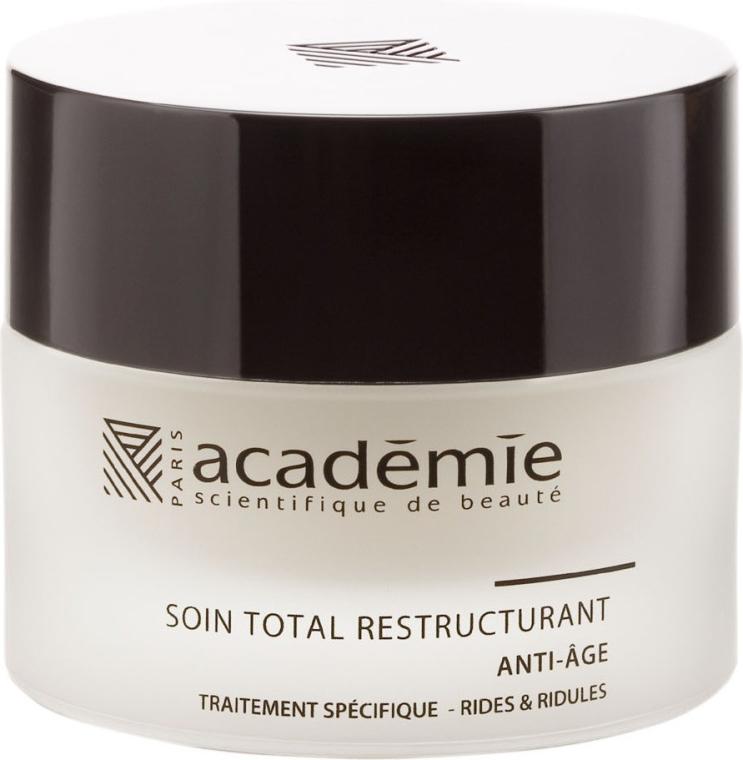 cremă concentrată regeneratoare pentru pielea matură - Academie Age Recovery Total Restructuring Care