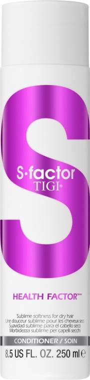 Balsam de păr pentru uz zilnic - Tigi Health Factor Conditioner — Imagine N1