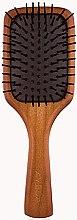 Parfumuri și produse cosmetice Perie mini de păr - Aveda Wooden Mini Paddle Brush