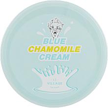 Parfumuri și produse cosmetice Cremă de față - Village 11 Factory Blue Chamomile Cream
