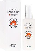 Parfumuri și produse cosmetice Emulsie calmantă pentru față - Yadah Anti-T Emulsion