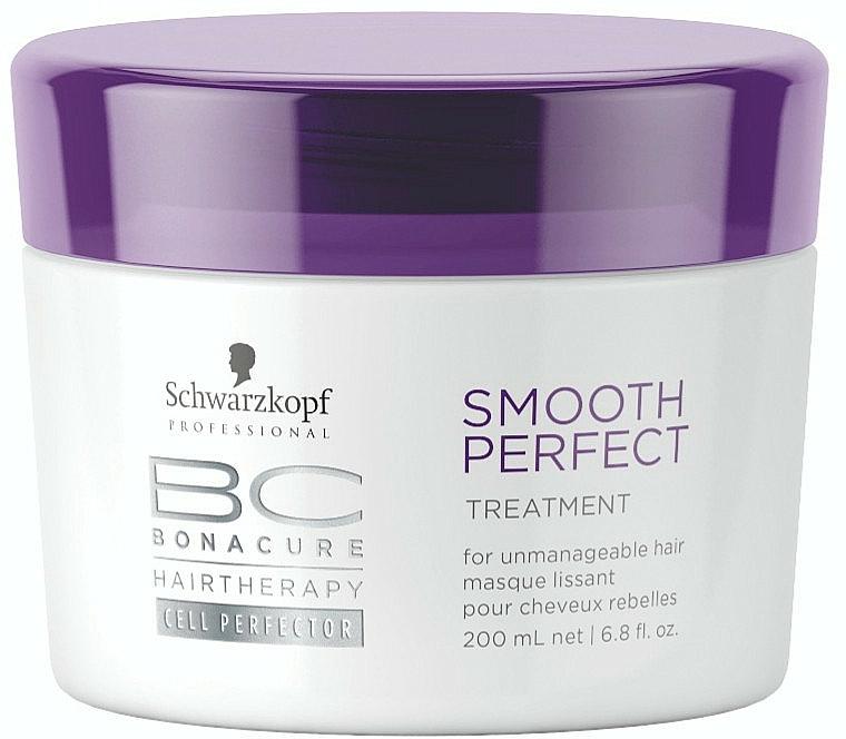 Mască intensivă pentru păr - Schwarzkopf Professional BC Smooth Perfect Treatment