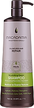 Parfumuri și produse cosmetice Șampon nutritiv și revitalizant - Macadamia Professional Nourishing Repair Shampoo