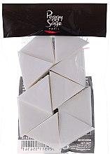 Parfumuri și produse cosmetice Set bureți de machiaj, 10 buc. - Peggy Sage Make-up Sponge