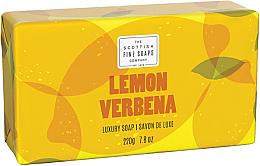 Parfumuri și produse cosmetice Săpun - Scottish Fine Soaps Lemon & Verbena Luxury Wrapped Soap