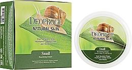 Parfumuri și produse cosmetice Cremă cu extract de mucină de melc pentru față și corp - Deoproce Natural Skin Snail Nourishing Cream