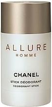 Chanel Allure Homme - Deodorant stick — Imagine N1