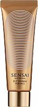 Parfumuri și produse cosmetice Autobronzant pentru față - Kanebo Sensai Silky Bronze Self Tanning For Face