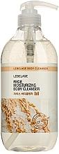 Parfumuri și produse cosmetice Gel de duș - Lebelag Rice Moisturizing Body Cleanser