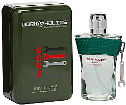 Parfumuri și produse cosmetice Linn Young Work Holics Base - Apă de toaletă