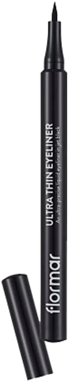 Eyeliner - Flormar Ultra Thin Eyeliner — Imagine N1