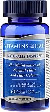 Parfumuri și produse cosmetice Complex de vitamine și minerale pentru păr - Holland & Barrett Vitamins For The Hair