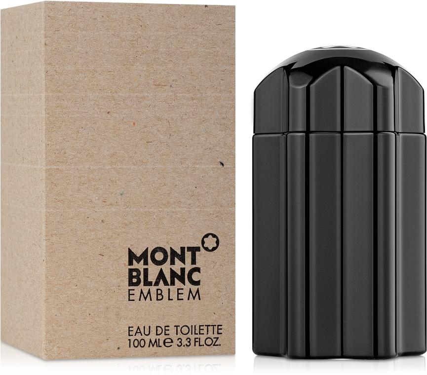 Montblanc Emblem - Apă de toaletă (tester cu capac) — Imagine N2