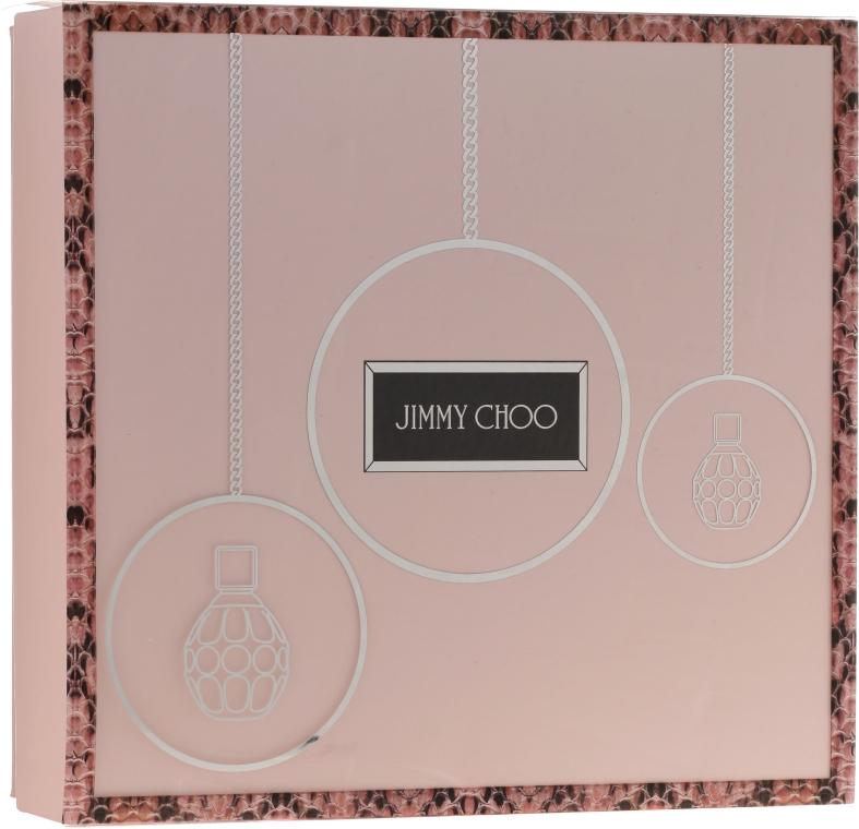 Jimmy Choo Eau de Parfum - Set (edp/100 ml + b/lot/100 ml + edp/7.5 ml) — Imagine N1