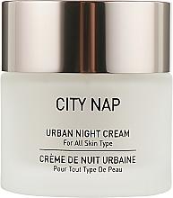 Parfumuri și produse cosmetice Cremă de noapte pentru față - Gigi City Nap Urban Night Cream