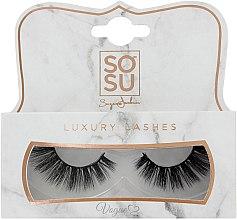 """Parfumuri și produse cosmetice Gene false """"Vogue"""" - Sosu by SJ Luxury Lashes"""