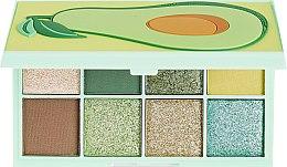 Parfumuri și produse cosmetice Paletă farduri de ochi - I Heart Revolution Mini Tasty Avocado Eyeshadow Palette