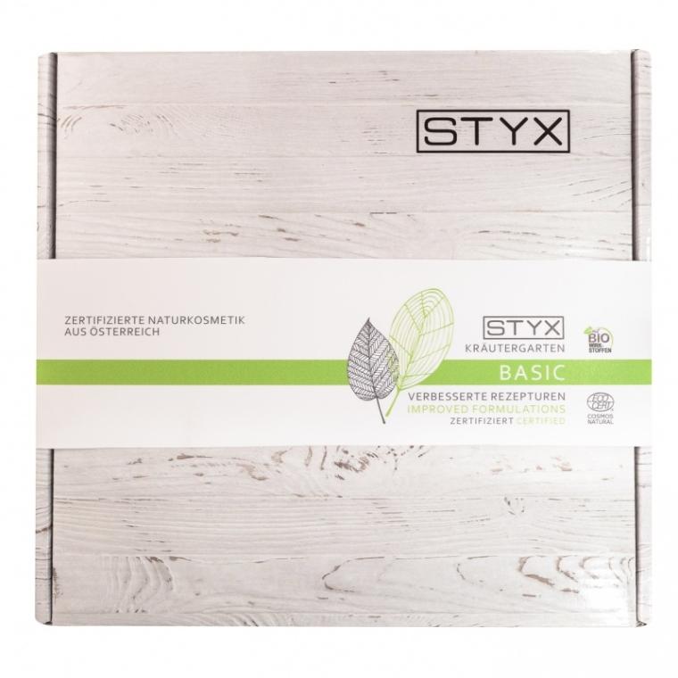 Set - Styx Naturcosmetic Basic (milk/200/ml+h/cr/50/ml+h/cr/50/ml) — Imagine N1