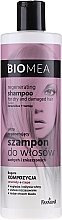 Parfumuri și produse cosmetice Șampon reparator pentru părul uscat și deteriorat - Farmona Biomea Regenerating Shampoo