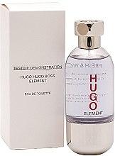 Parfumuri și produse cosmetice Hugo Boss Hugo Element - Apă de toaletă (tester cu capac)