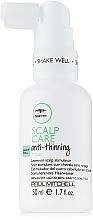 Parfumuri și produse cosmetice Tonic împotriva părului subțire - Paul Mitchell Tea Tree Scalp Care Anti-Thinning Tonic