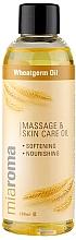 Parfumuri și produse cosmetice Ulei de germeni de grau - Holland & Barrett Miaroma Wheatgerm Oil